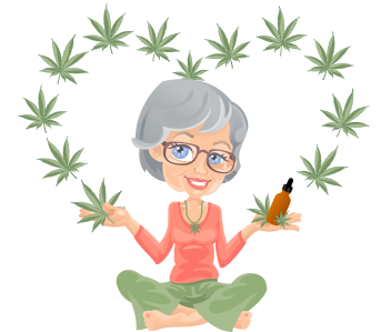 Cannabis. A natural solution for adults 50 and over!